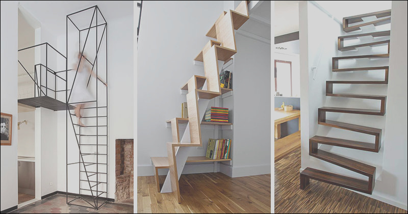 13 stair design ideas for small spaces