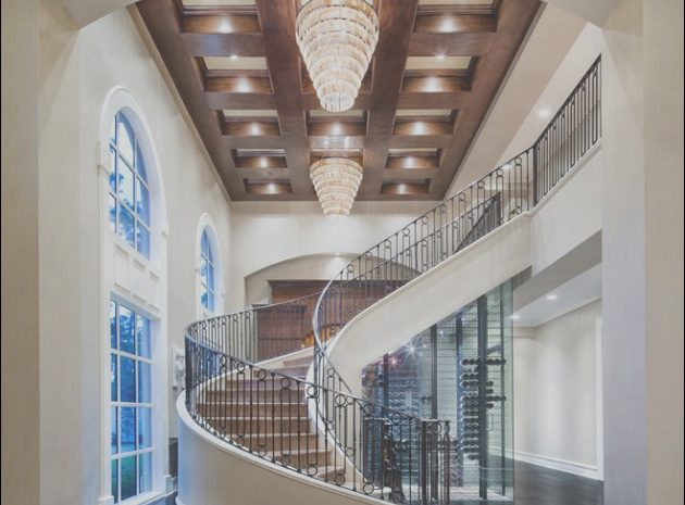 10 Alive Luxury Stairs Design Photos