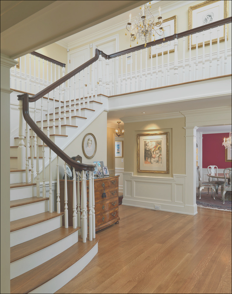 entry halls and main stairs traditional staircase boston phvw vp