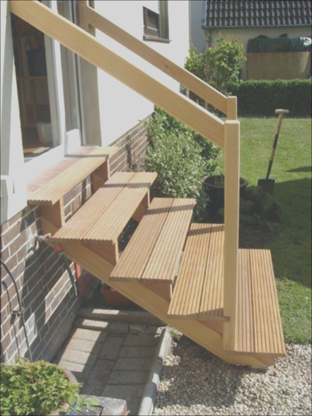 10 stunning outdoor stair design ideas for your home exterior