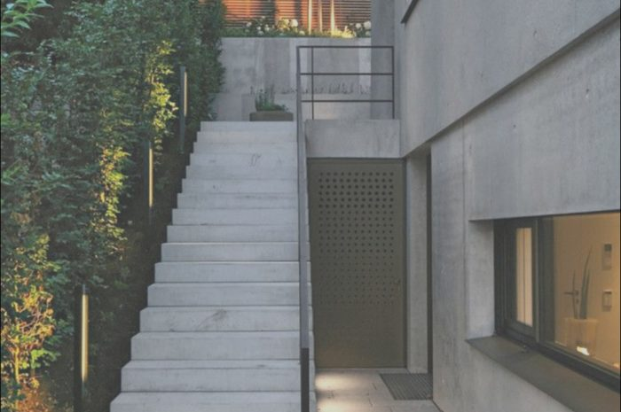 10 Lovable Minimalist Outdoor Stairs Stock