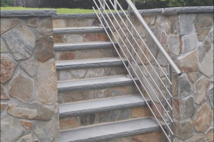 14 Magnificient Modern Backyard Stairs Gallery