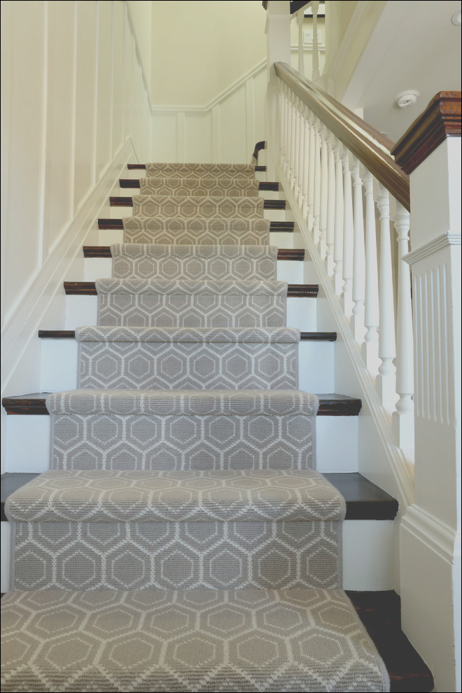 carpet runners for stairs modern
