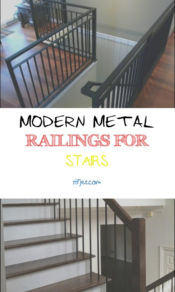Modern Metal Railings for Stairs Elegant Modern Railings Vancouver Contemporary Staircase