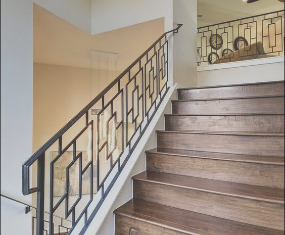 15 Stunning Modern Railings for Stairs Interior Photography