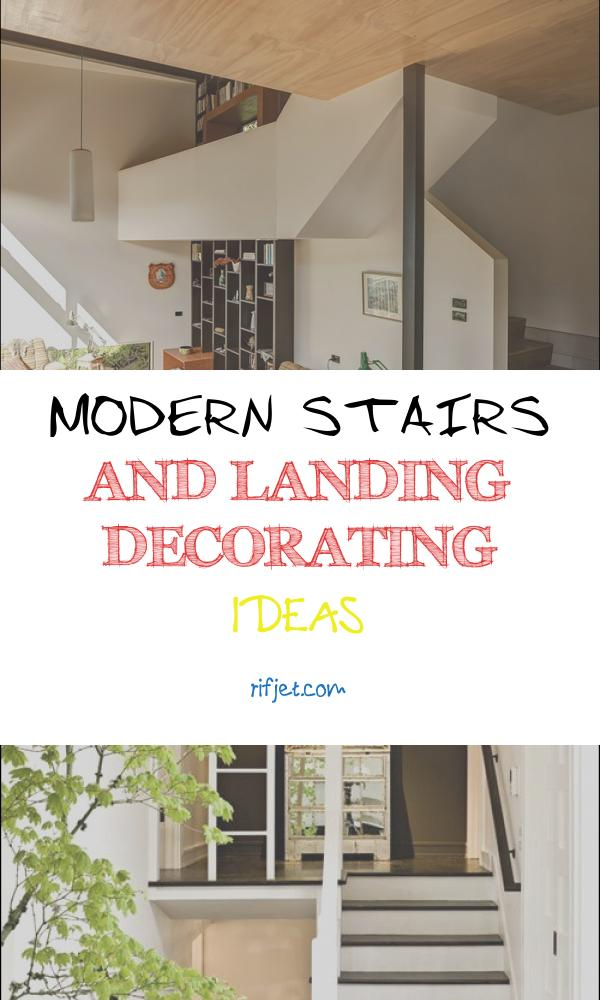 Modern Stairs and Landing Decorating Ideas Lovely 25 Modern Staircase Landing Decorating Ideas to Get Inspired