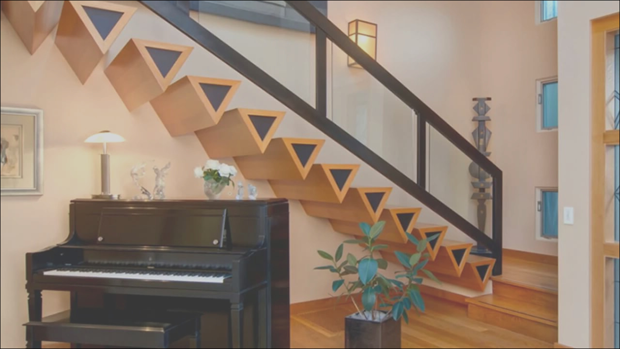 12 finest innovative staircase design for your modern home