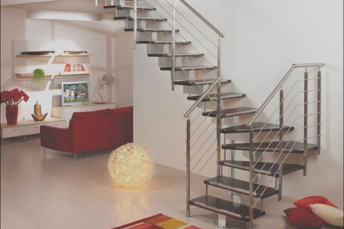 10 Outstanding Modern Stairs Design for Home Photos
