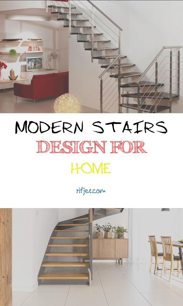Modern Stairs Design for Home Best Of Modern Minimalist Home Staircase Design Types