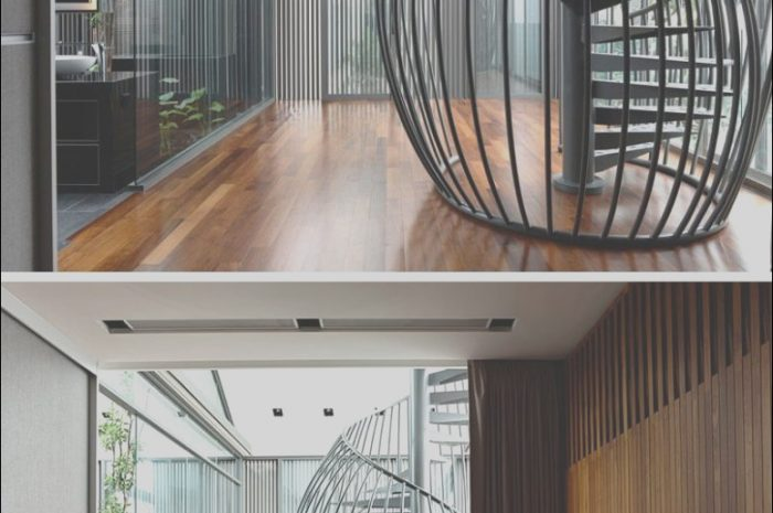 15 Elegant Modern Stairs for Home Gallery