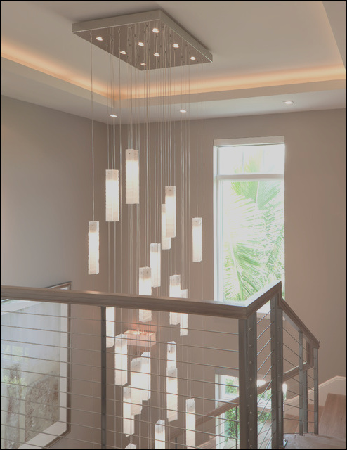 tanzania chandelier contemporary living room stairwell light fixture contemporary staircase new york phvw vp