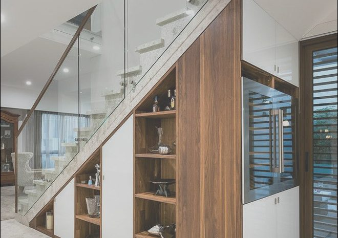 15 Stunning Modern Under Stairs Storage Images