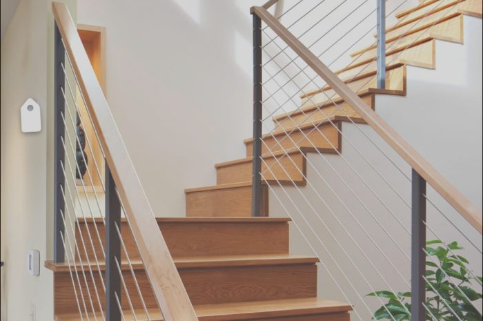 12 Likeable Modern Wooden Stairs Railing Design Collection