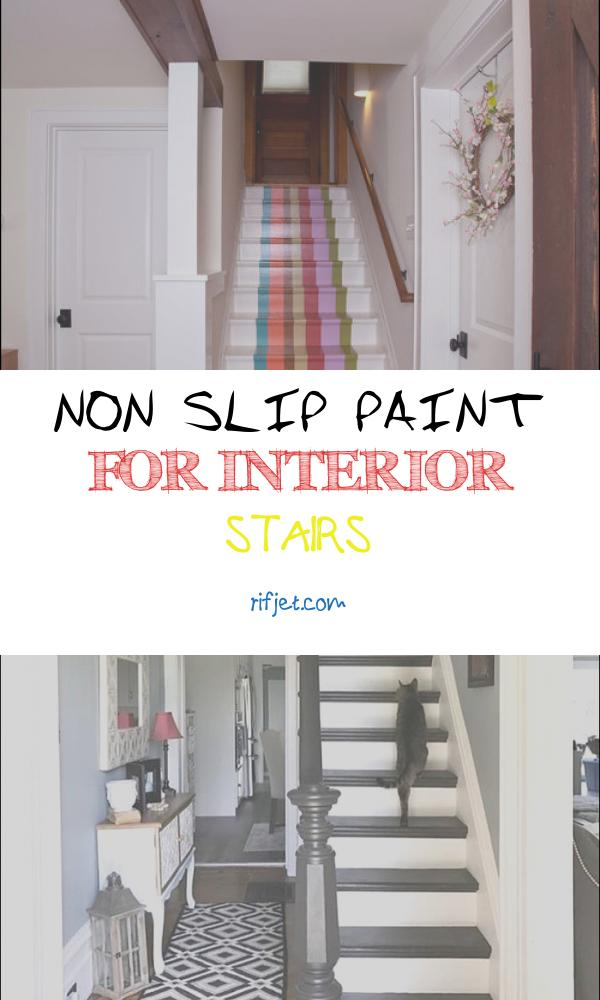 Non Slip Paint for Interior Stairs New Non Slip Paint Stair Design Ideas & Remodel