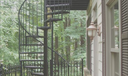 Outdoor Stairs with Roof Lovely Black Stairs and Brick I Love Spiral Staircases