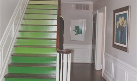 Painting Your Stairs Ideas Lovely 22 Gorgeous Painted Stair Ideas