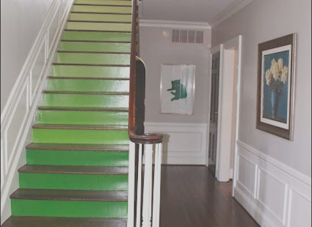 11 Complex Painting Your Stairs Ideas Collection