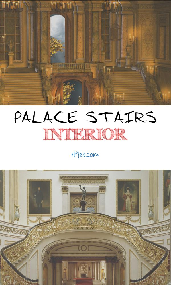 12 Pleasing Palace Stairs Interior Photography