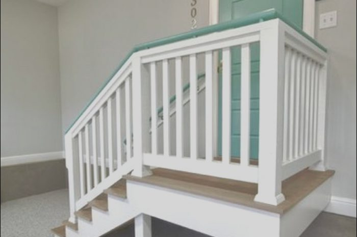 10 Gorgeous Pictures Of Garage Stairs Images