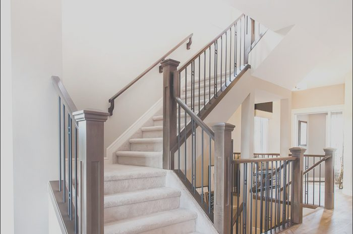12 Artistic Pictures Of Interior Stairs Photos