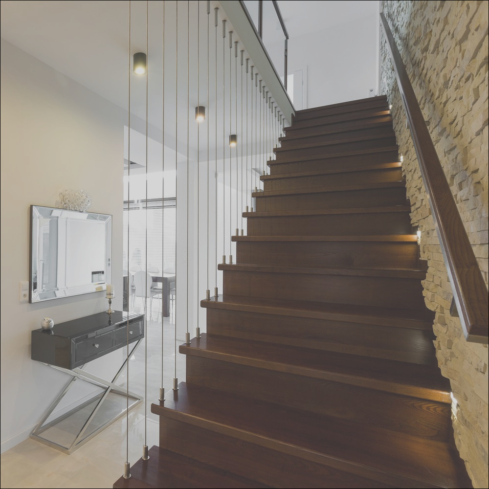 give new touch your home with stunning modern staircase