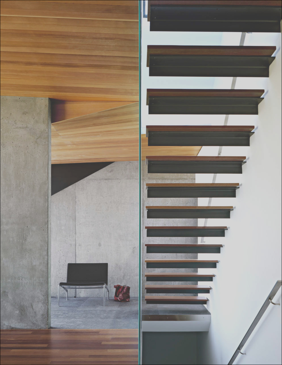 20 astonishing modern staircase designs youll instantly fall for 2