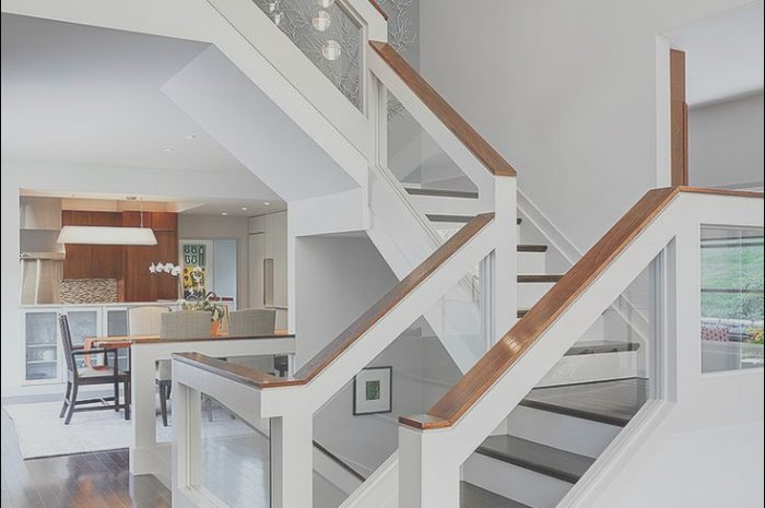 9 Ideal Railing Of Stairs Design Photos