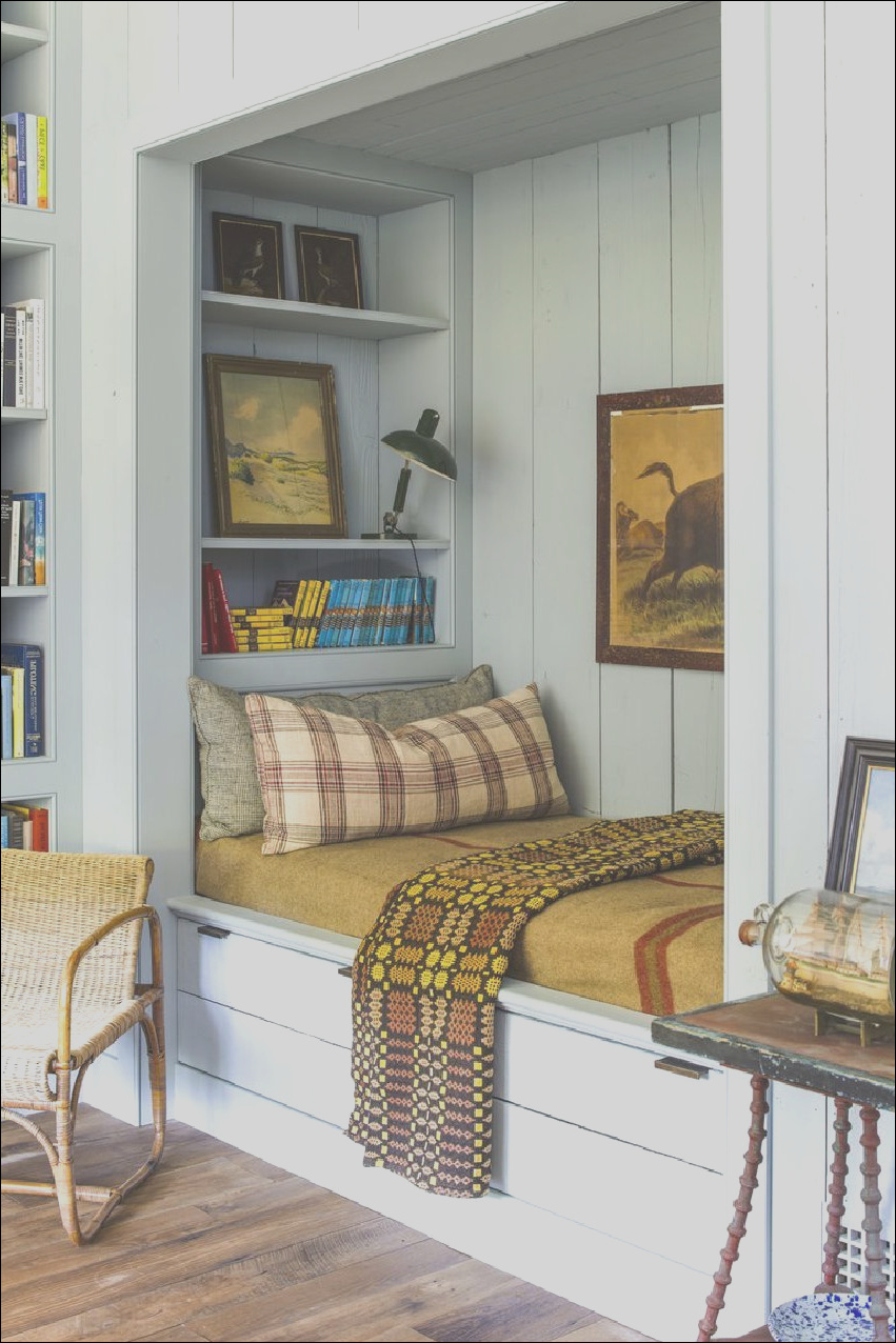 30 reading nook ideas to make use of your under stairs