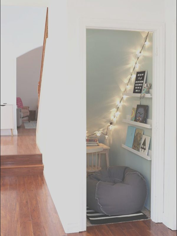 Reading Nook Under Stairs Ideas New 15 Cozy Reading Nook In Under the Stairs