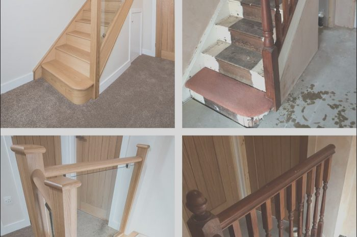 8 Pleasing Renovating Stairs Ideas Images