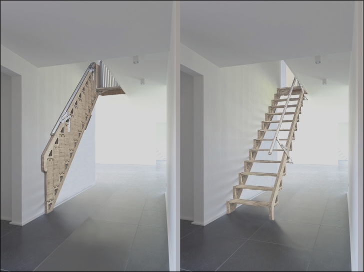 retractable stairs design