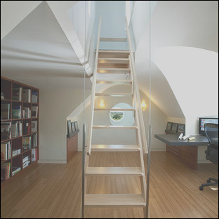 retractable staircase