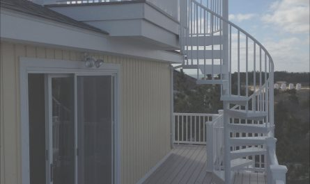 Rooftop Deck Stairs Best Of Aluminum Spiral Staircase Outdoor Aluminum Stair