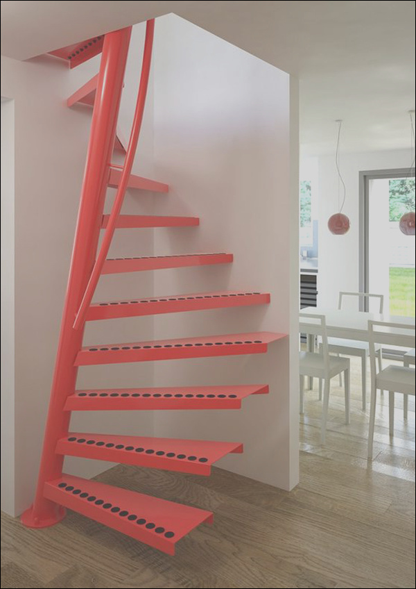 25 awesome staircase design for small saving spaces