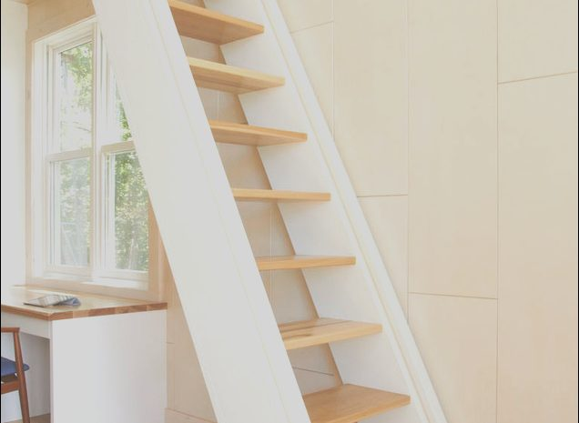 8 Basic Space Saving Stairs Design Collection