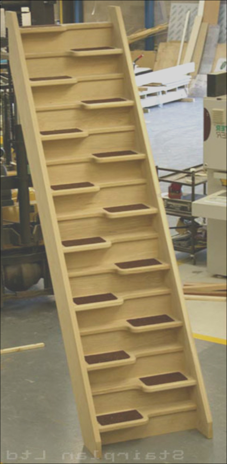 space saver staircases