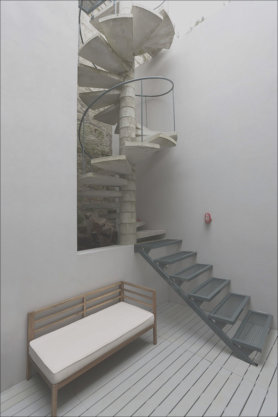 beautiful spiral staircase designs