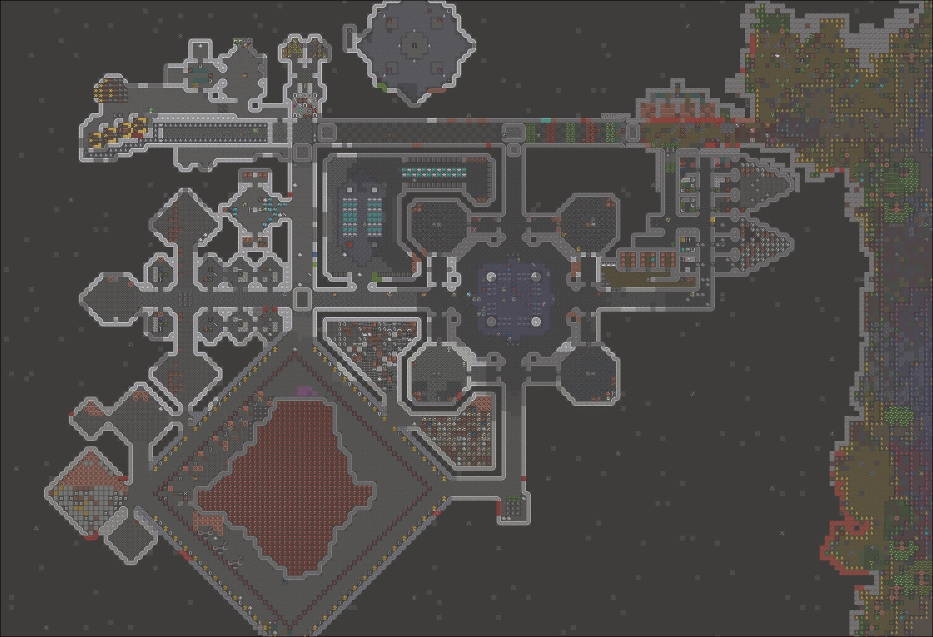 anvilrooters a fortress layout