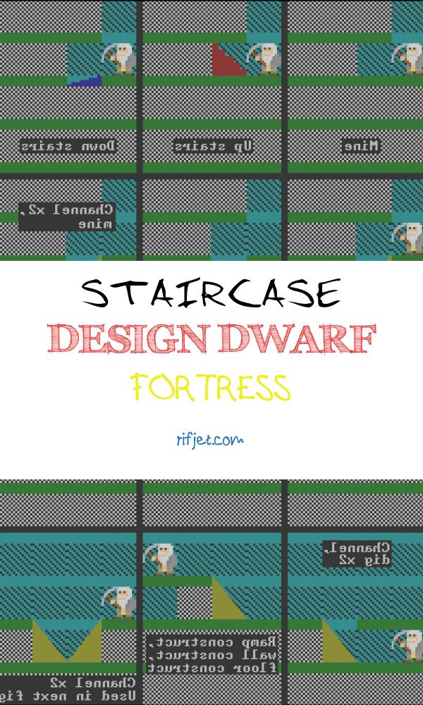 14 Clever Staircase Design Dwarf fortress Stock