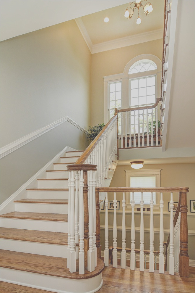 new home with wrap around porch traditional staircase new york phvw vp