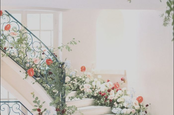 9 Primary Staircase Flower Decor Gallery