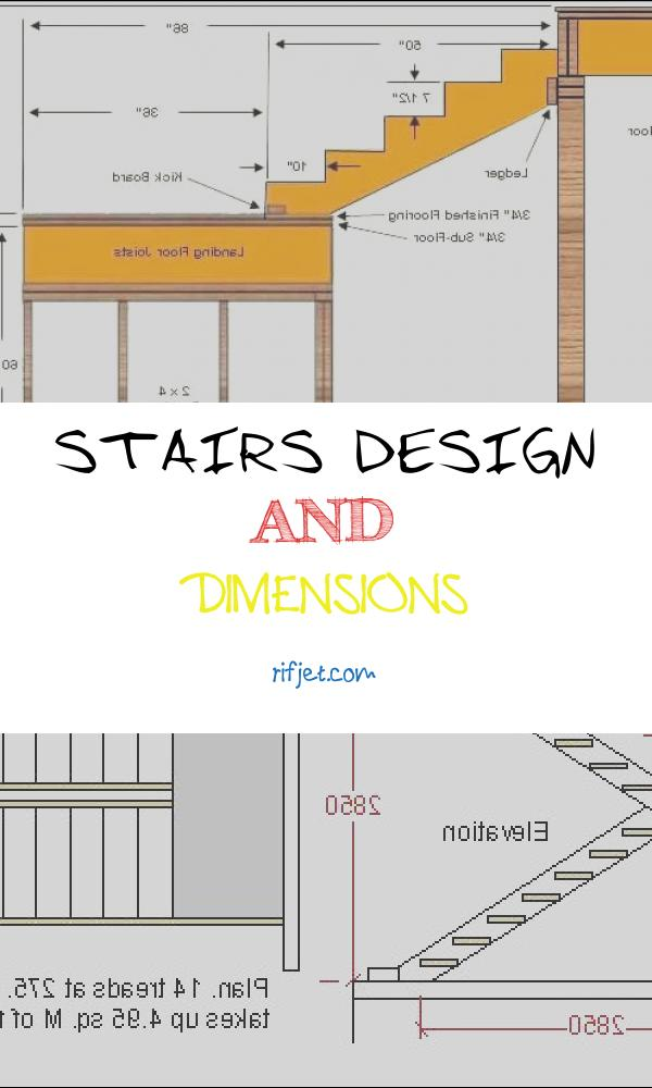 9 Majestic Stairs Design and Dimensions Photos