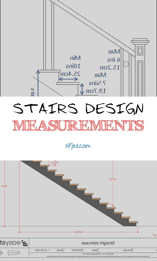 Stairs Design Measurements Fresh Important Staircase Dimensions Through to the