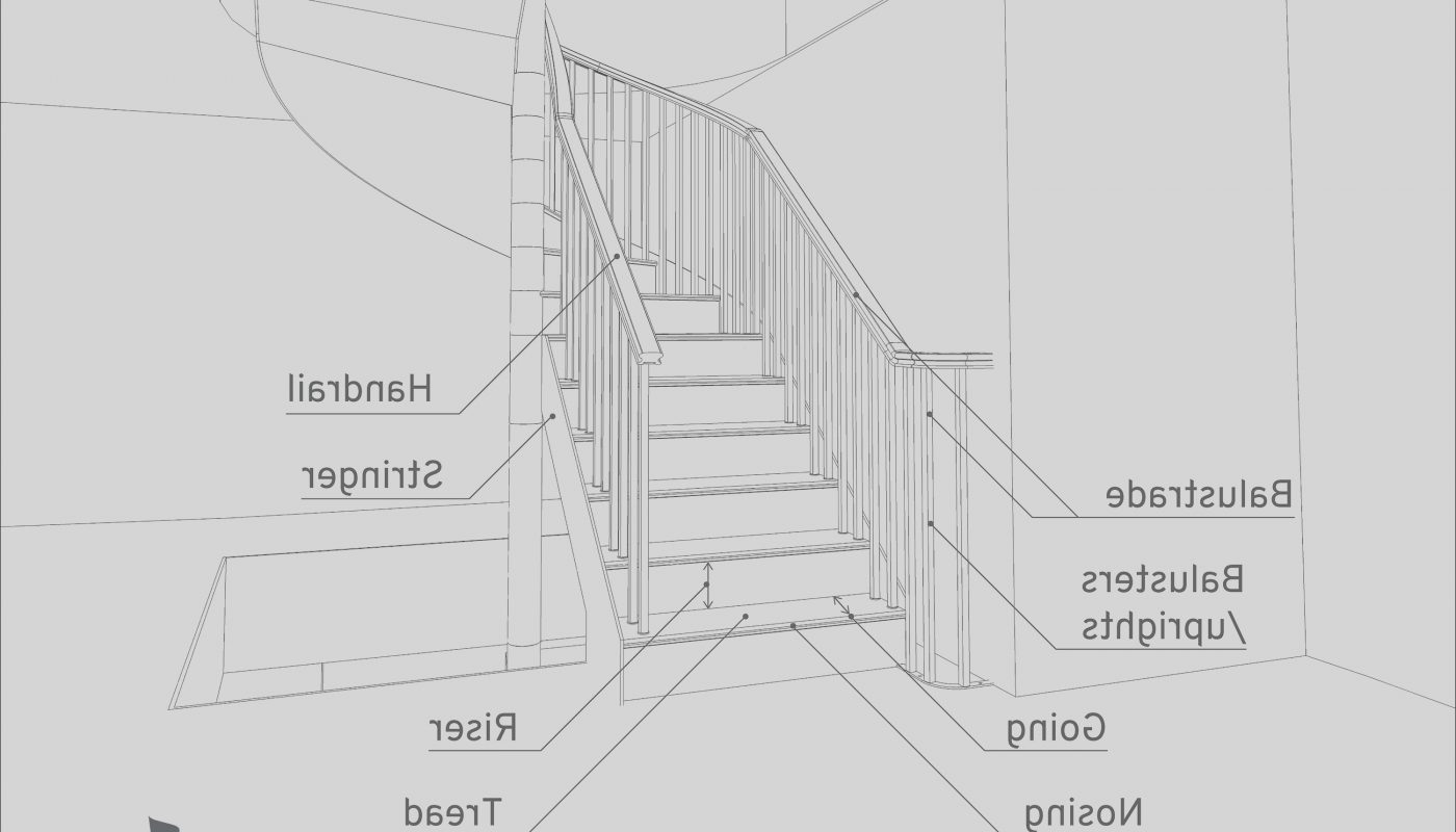 Stairs Design Terminology Inspirational Glossary Of Terms