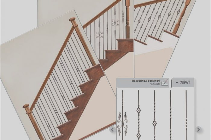 10 Extraordinay Stairs Design tool Collection