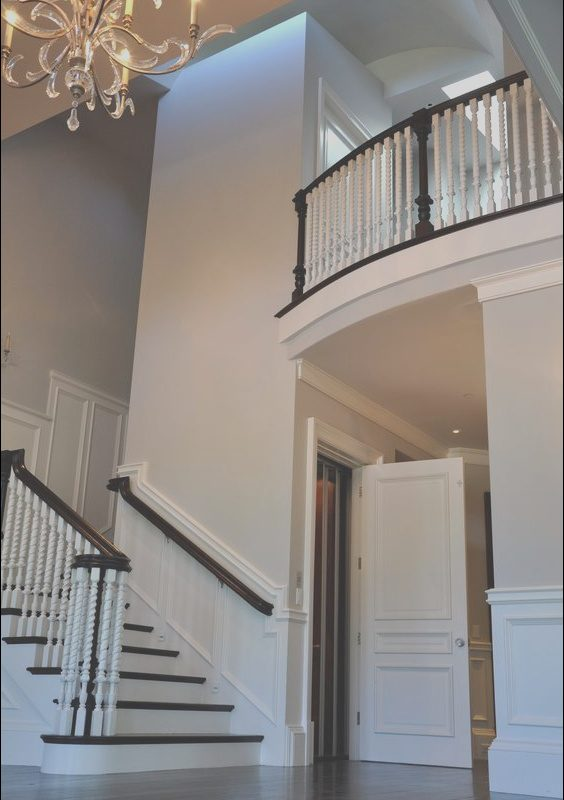 Stairs Elevation Design Fresh Staircase with Elevator