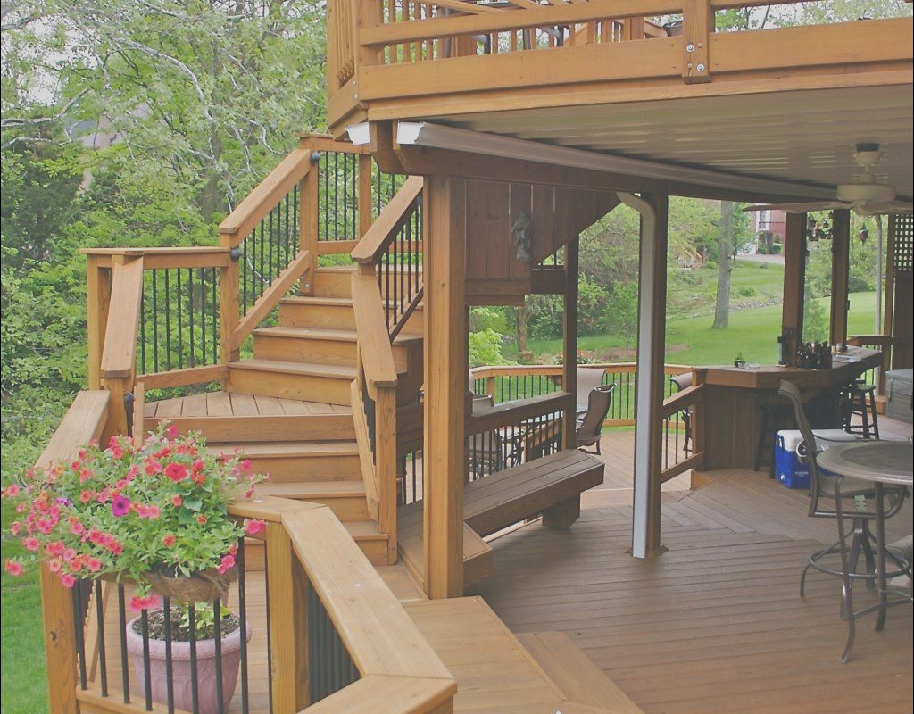 Stairs for Decks Ideas Beautiful Take the Next Step with Custom Deck Stairs