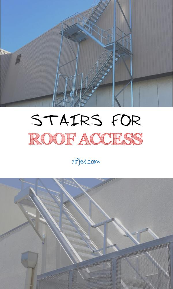Stairs for Roof Access Fresh Roof Access Stairs – Safe Access Equipment