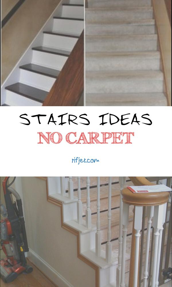 15 Superb Stairs Ideas No Carpet Collection