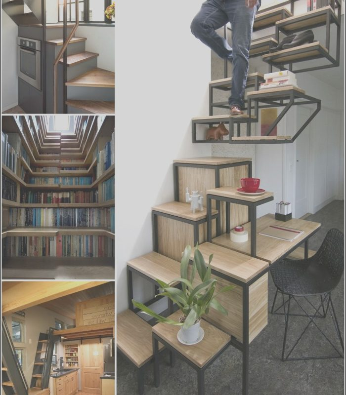 Stairs Ideas Small House Lovely 46 Tiny House Staircase Ideas F Grid Tiny House